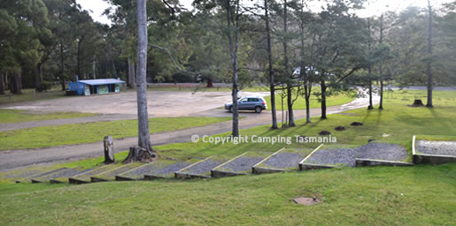 camping gowrie park o'neills creek