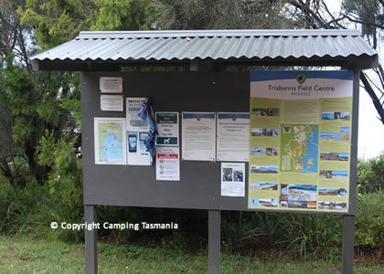 camping tasmania sample itinerary