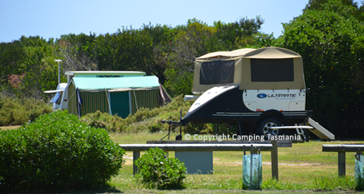 camping port sorell