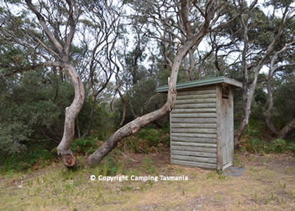 Manuka Campground Accommodation Camping Arthur River Ranger Station