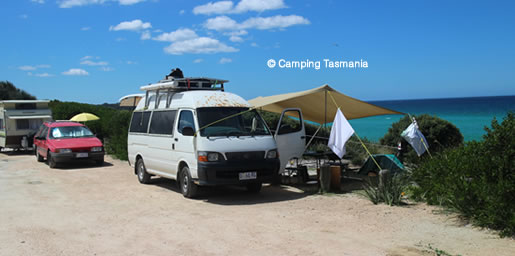 Tasmania Camping Directory Tasmania Free Guide To Camping In Tassie
