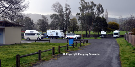 Camping Fingal East Coast Tasmania Accommodation St Marys Avoca
