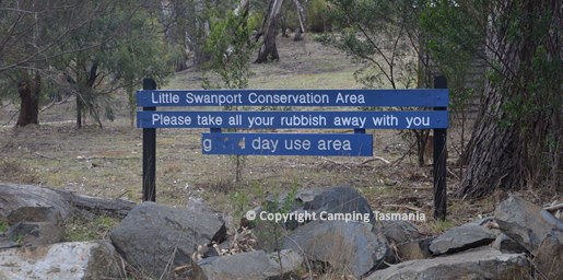 Free Camping Little Swanport Tasmania East Coast Australia Close