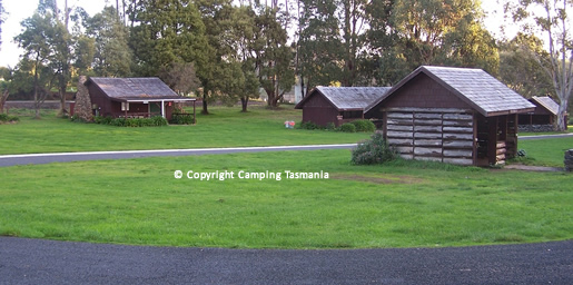 Pioneer Park Campground Free Camping Penguin Ulverstone